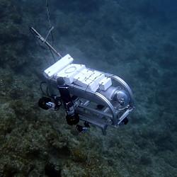 海底遺跡調査2日目