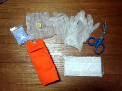 救急携帯品
