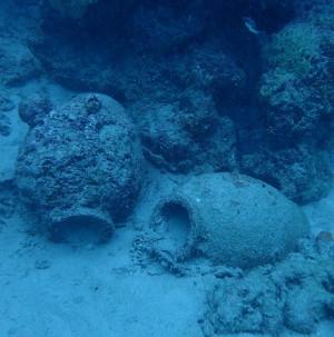 海中遺跡調査